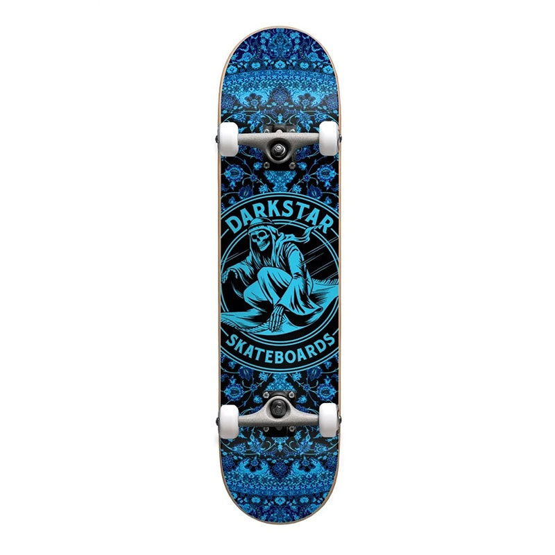"Dark Star Magic Carpet 7.375"" Complete Skateboard"