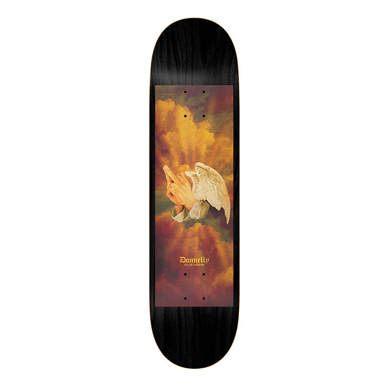 "REAL Skateboards Jake Donnelly Praying Fingers 8.25"" Deck"