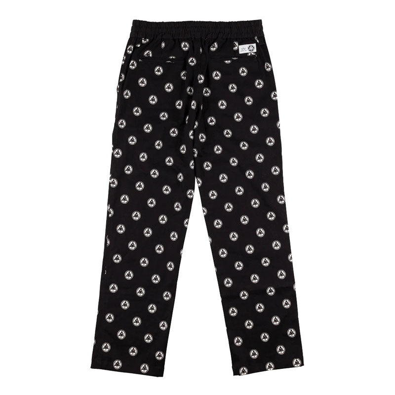 Welcome Tali-Dot All-Over Print Elastic Pants