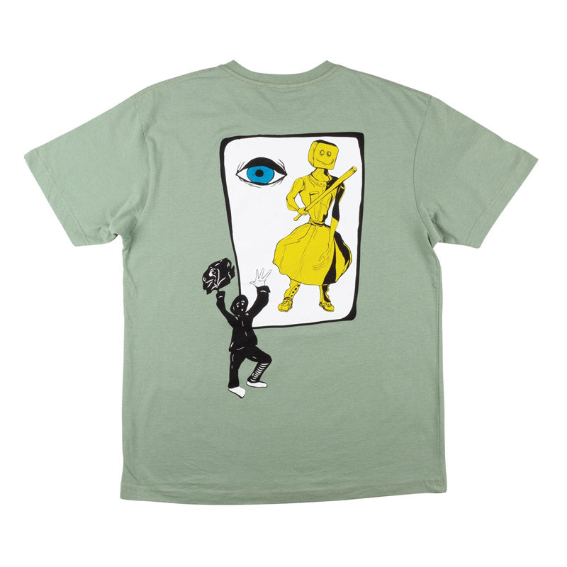 Welcome Skateboards Peep This S/S Tee