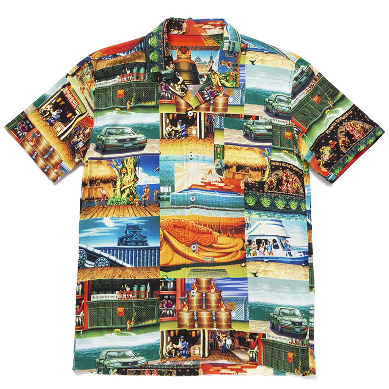 Stages Resort S/S Shirt