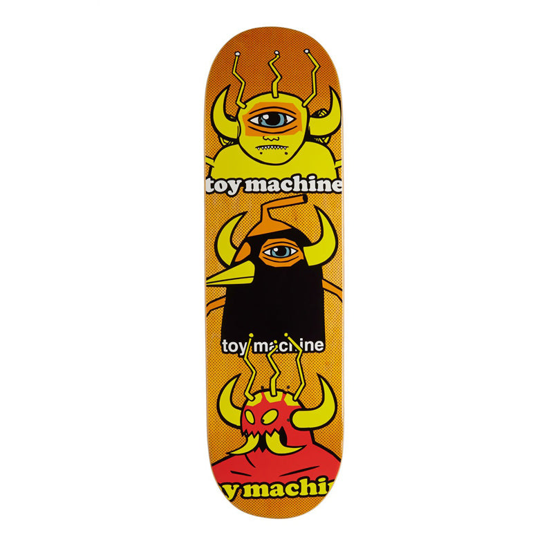 "Toy Machine ""Chopped Up"" 9"" Deck"