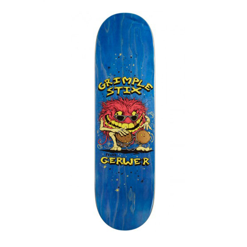 "Grimple Stix ""Gerwer Family Band"" 8.38"" Deck"