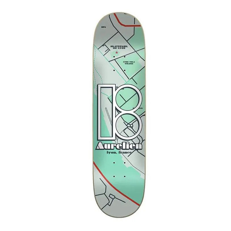"Plan B Aurelien Giraud Neighbors 8"" Deck"