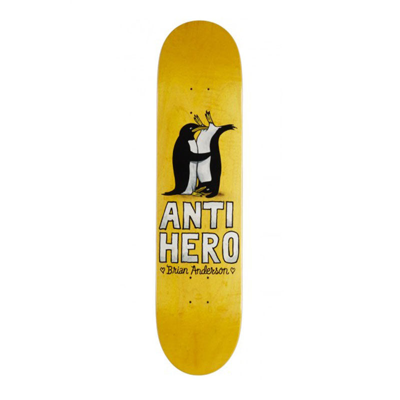 "Anti-Hero Brian Anderson Lovers II 8.18"" Deck"