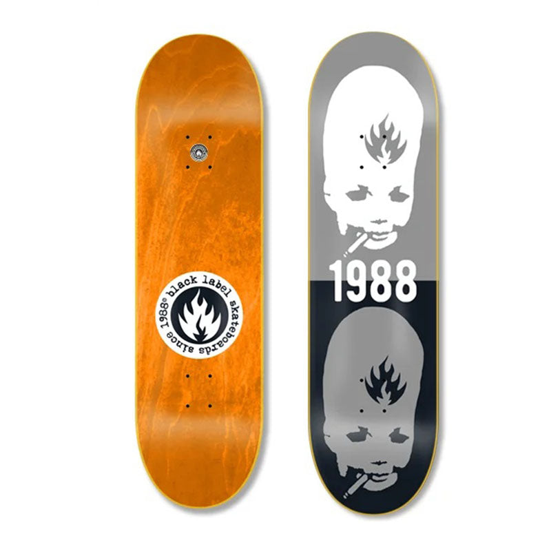 "Black Label Thumbhead 8.75"" Deck"