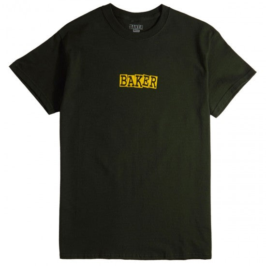 Baker Skateboards Ribbon First S/S Tee