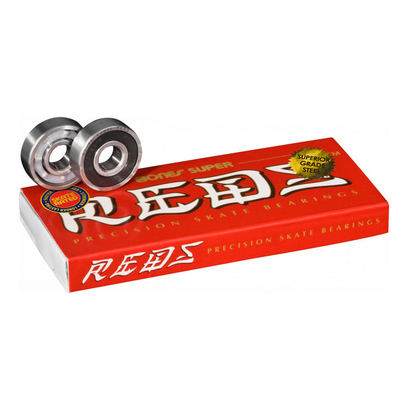 Bones Super Red Bearings