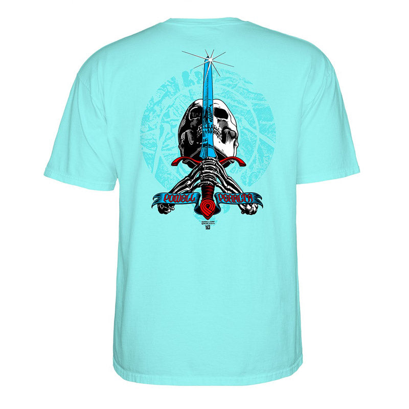 Triple P Skull and Sword S/S Tee