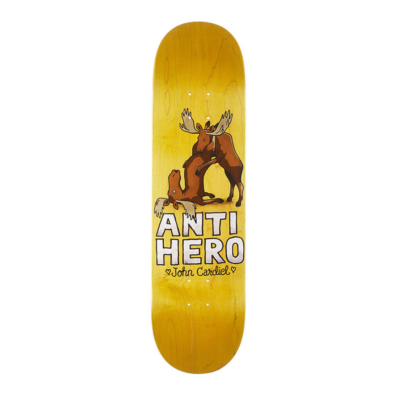 "Anti-Hero John Cardiel Lovers II 8.25"" Deck"