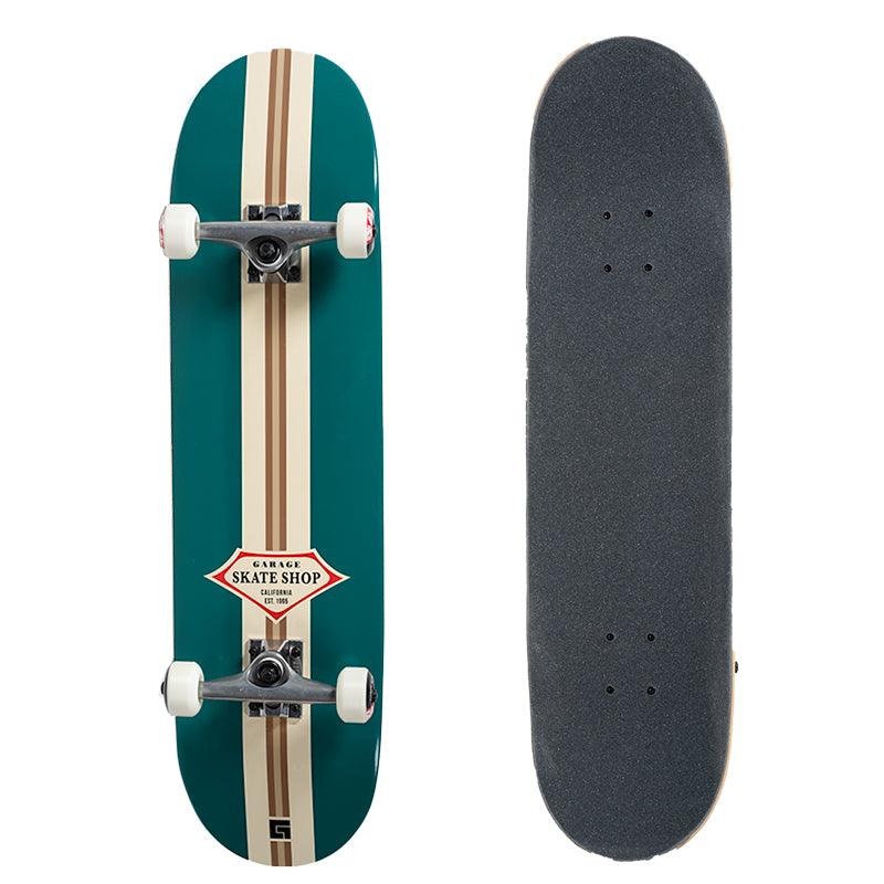 Garage Skateshop Retro Deck