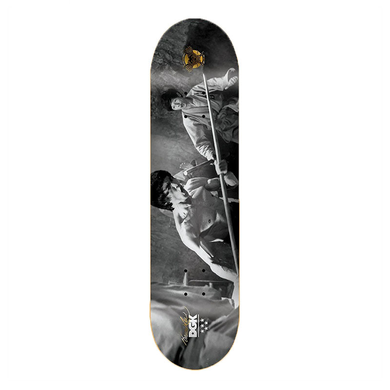 "DGK Bruce Lee Power 7.75"" Deck"