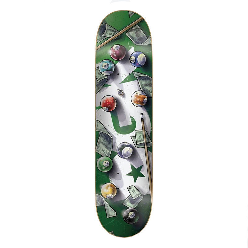"DGK Billiards 8"" Deck"