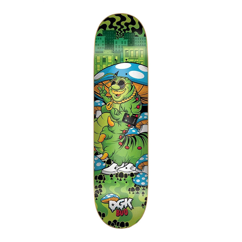 "DGK Ghetto Land Boo Johnson 8.25"" Deck"