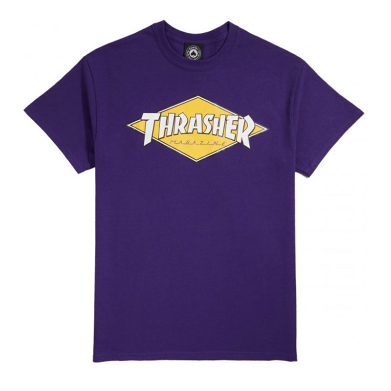 Thrasher Magazine Diamond Logo S/S Tee