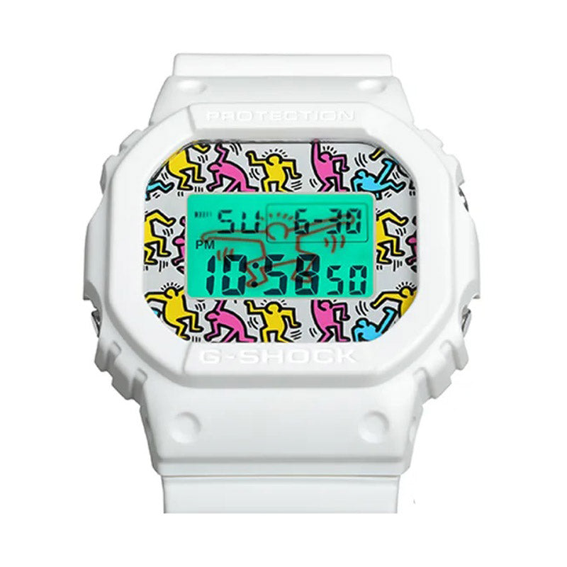 G-Shock X Keith Haring DW5600 Watch