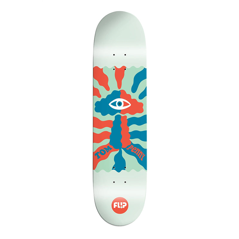 "Flip Skateboards Tom Penny Block 8"" Deck"