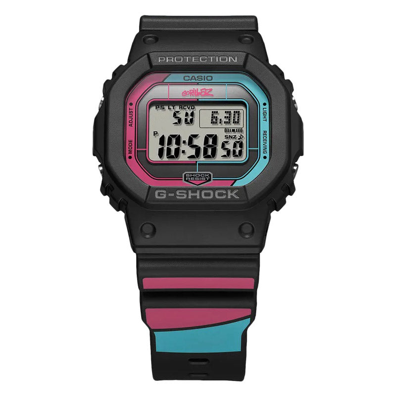 G-Shock Gorillaz GWB5600GZ Watch