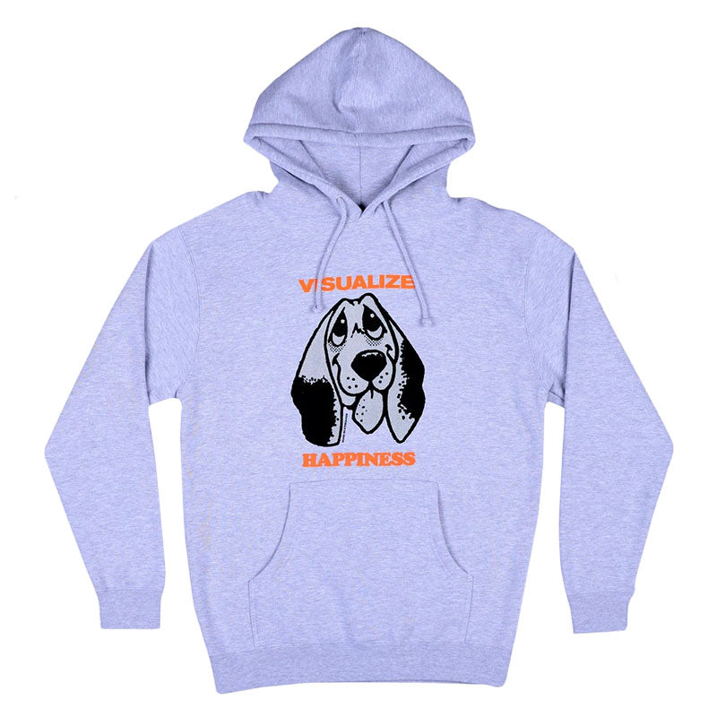 Quasi Happiness Pullover Hoodie