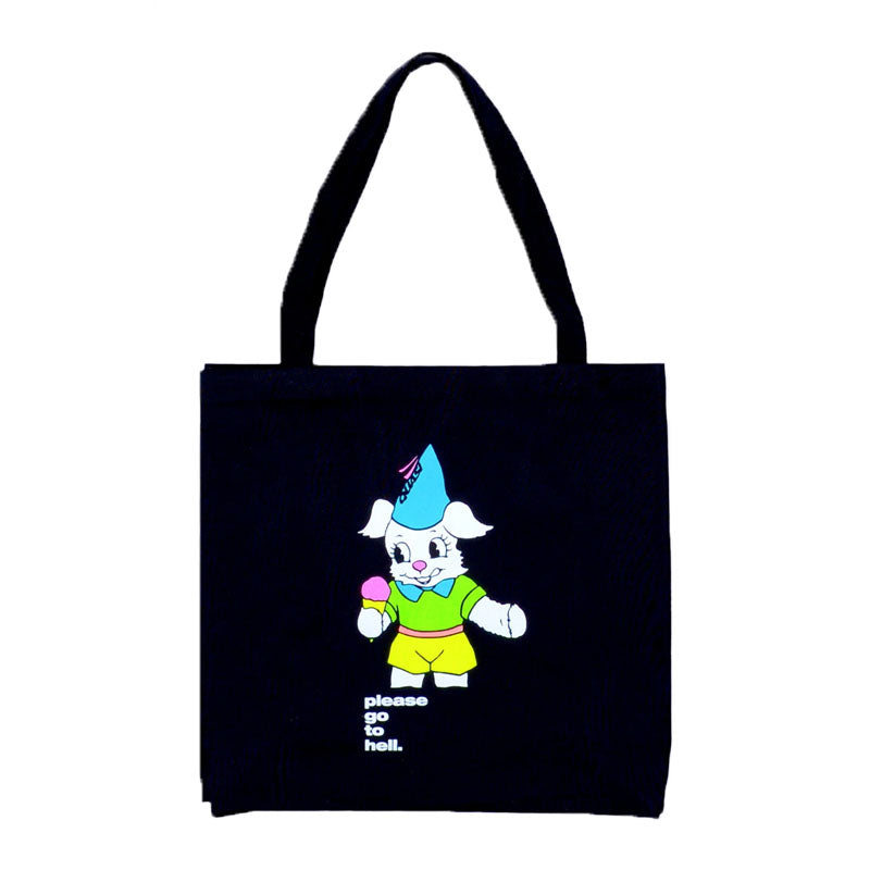 Quasi Go To Hell Tote Bag