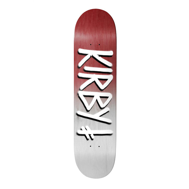 "Deathwish Skateboards Taylor Kirby Gang Name 8.5"" Deck"