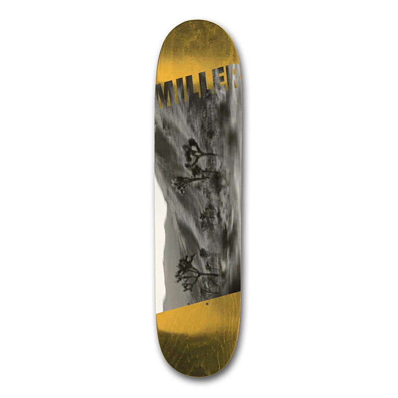 "Visual Skateboards Matt Miller Joshua 8.25"" Deck"