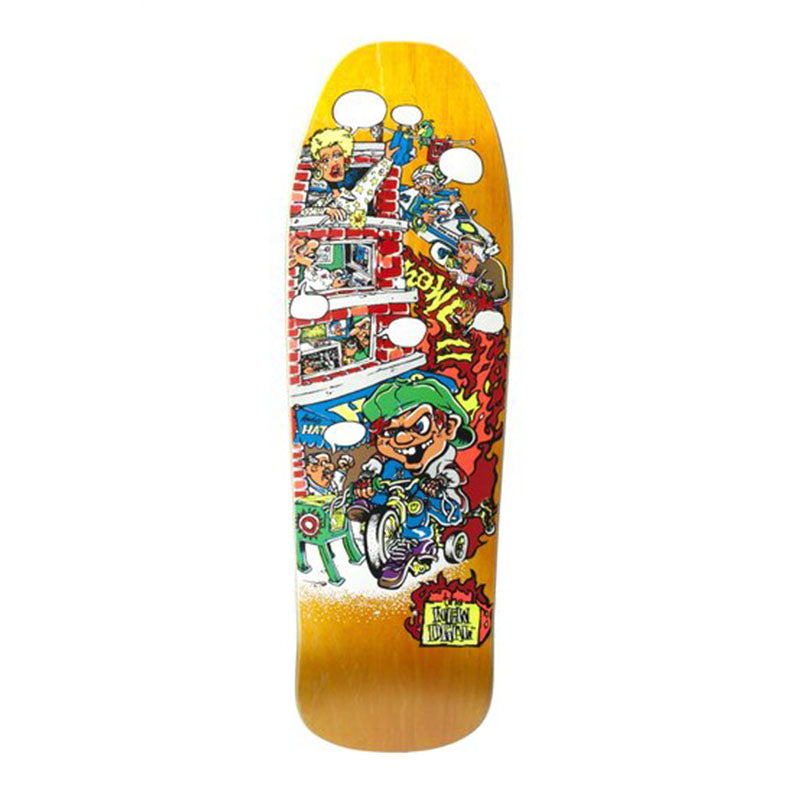 "New Deal Howell Tricycle Kid 9.625"" Deck"