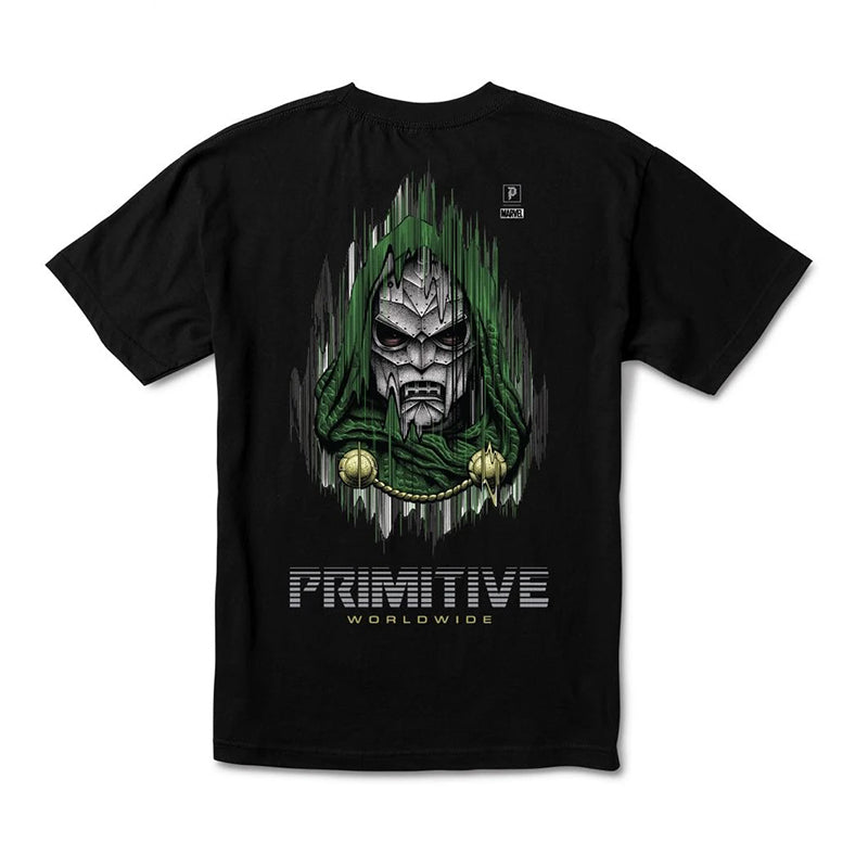 Primitive Skate x Marvel Doom S/S Tee