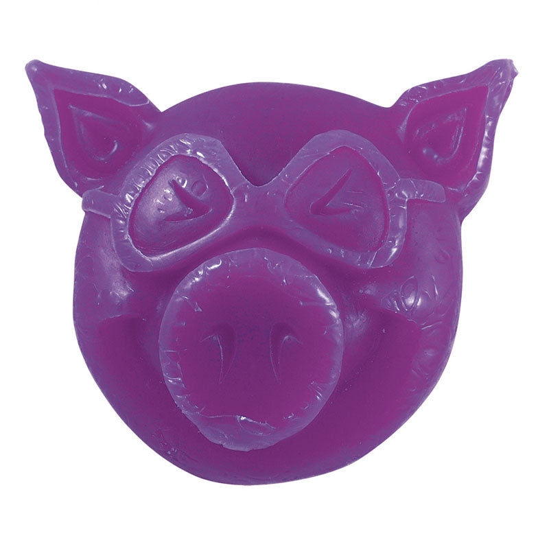 Pig Wheels Head Wax