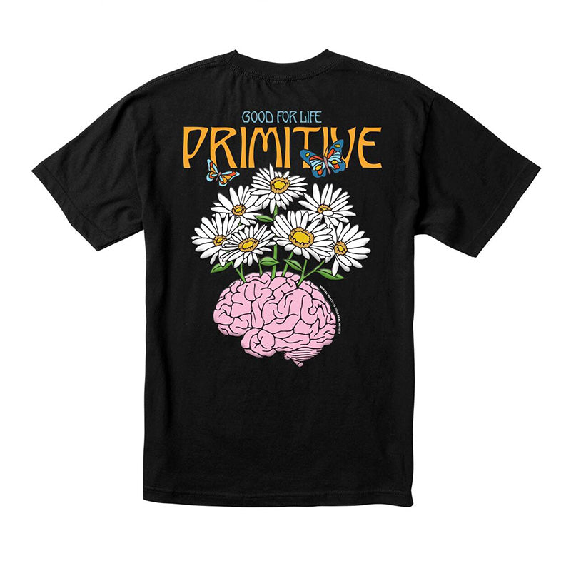 Primitive Mental Wealth S/S T-Shirt