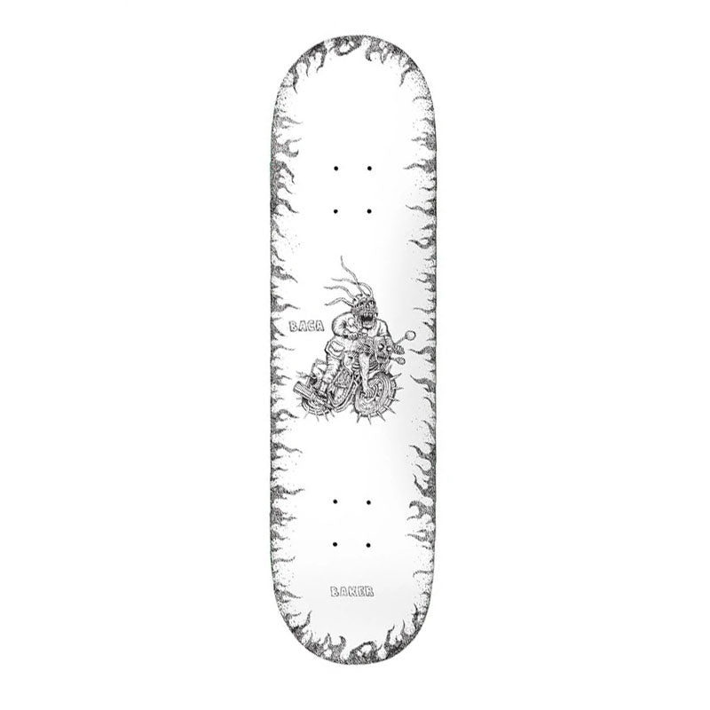 "Baker Sammy Baca Stipple 8.25"" Deck"