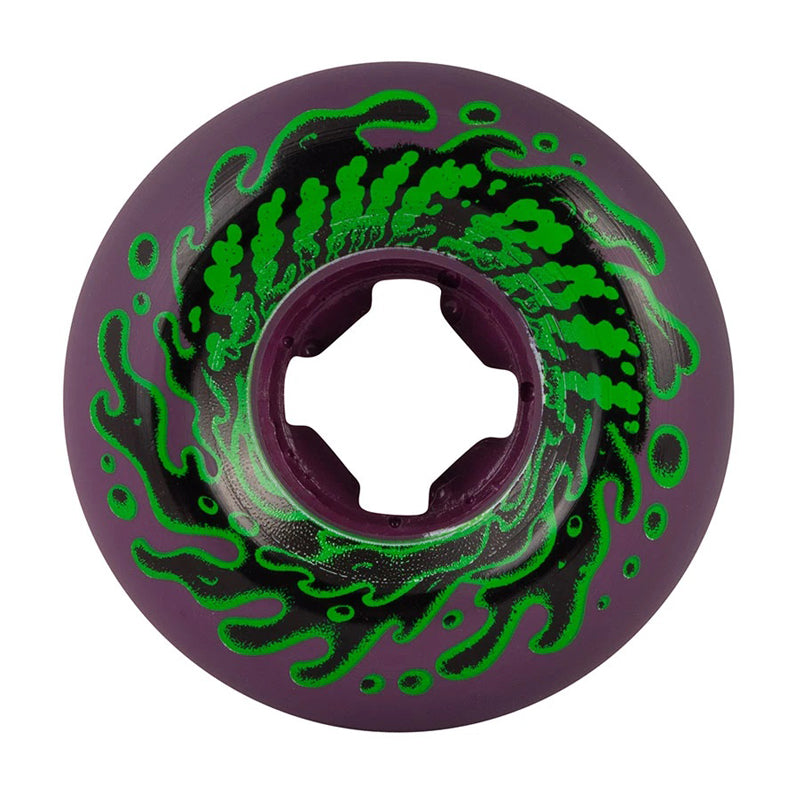 Santa Cruz Slime Balls Double Take Vomit 53mm Wheels