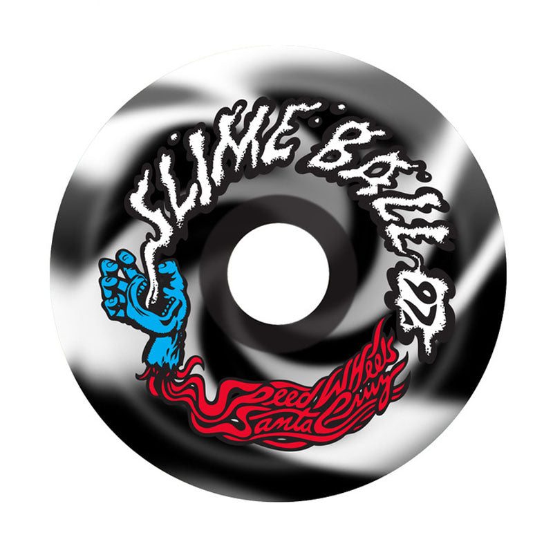 Santa Cruz Slime Balls Vomits Swirl 60mm Wheels