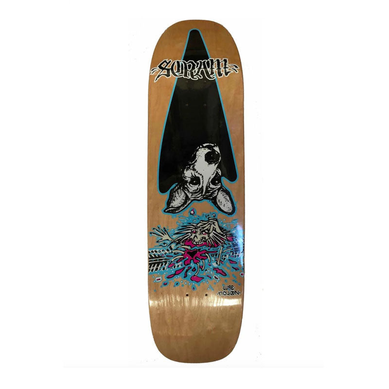 "Scram Skates Overkill On Erb 8.375"" Deck"