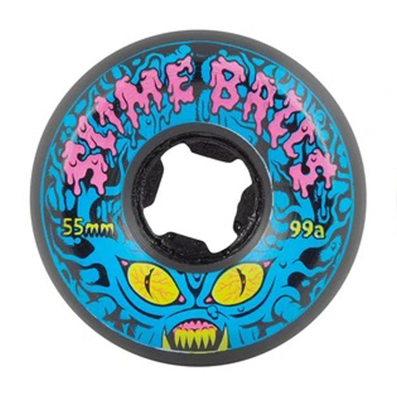 Santa Cruz Slime Ball Freak Invader 55mm Wheels