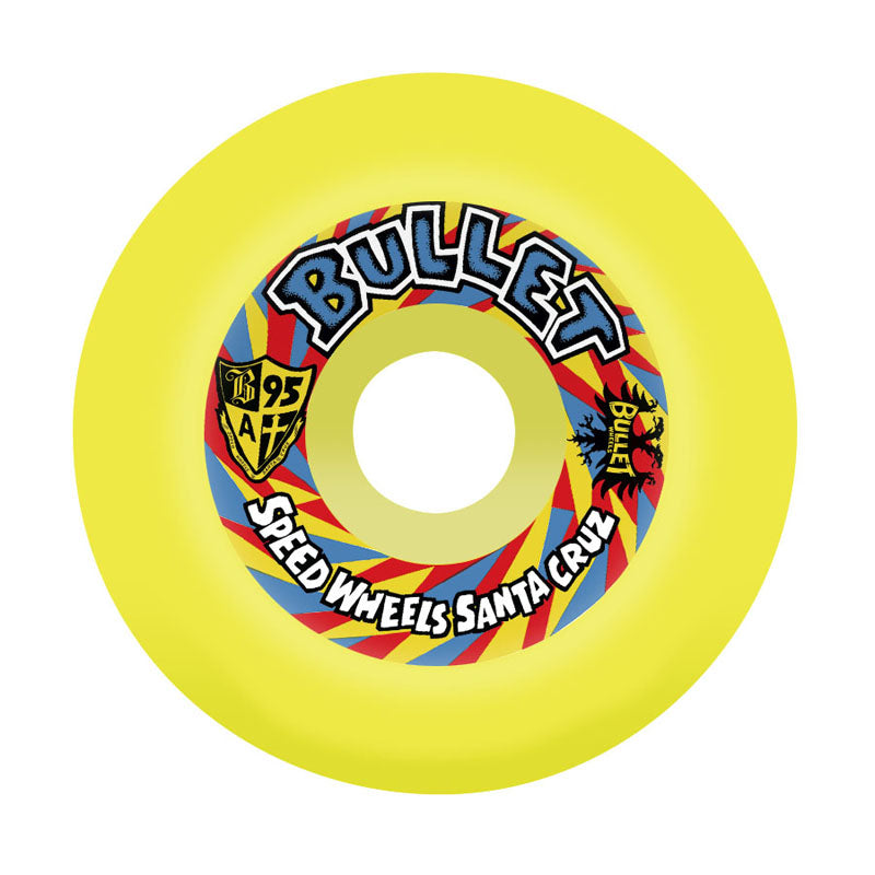 Bullet Church Glass 60mm Speedwheels Wheels