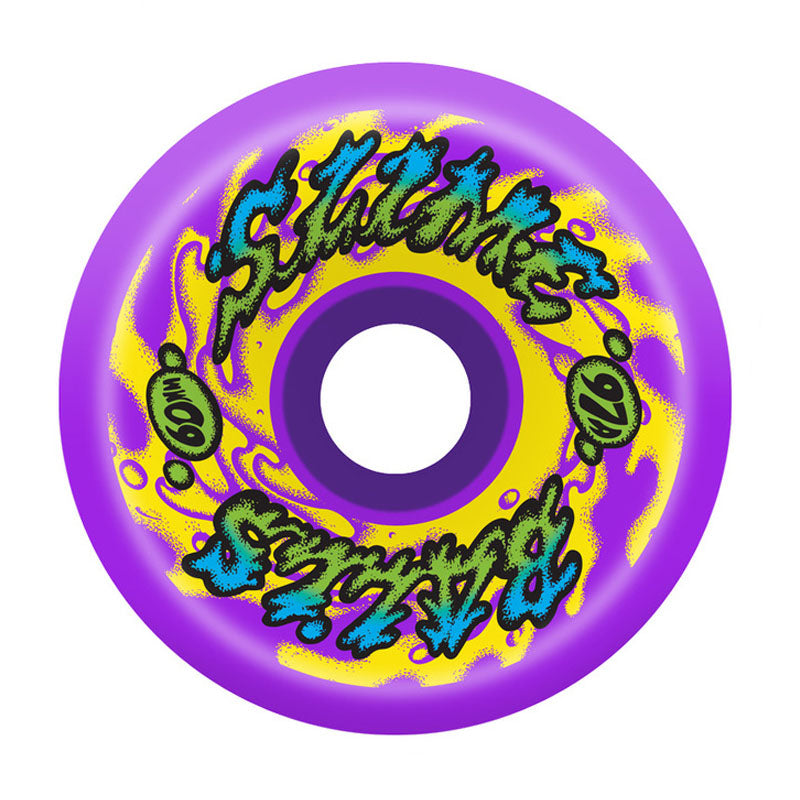 Santa Cruz Slime Ball Goooberz Vomits 60mm Wheels