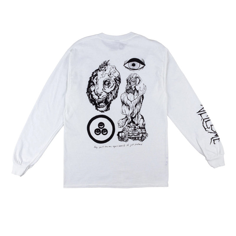 Welcome Skateboards Goatman L/S Tee