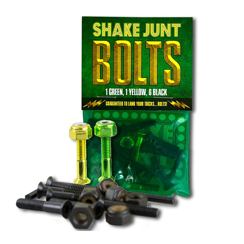 Shake Junt Bag O' Bolts Hardware