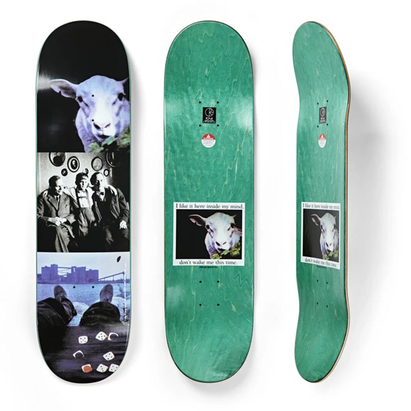 Polar Skate Co. I Like It here...Sheep In Motion Deck