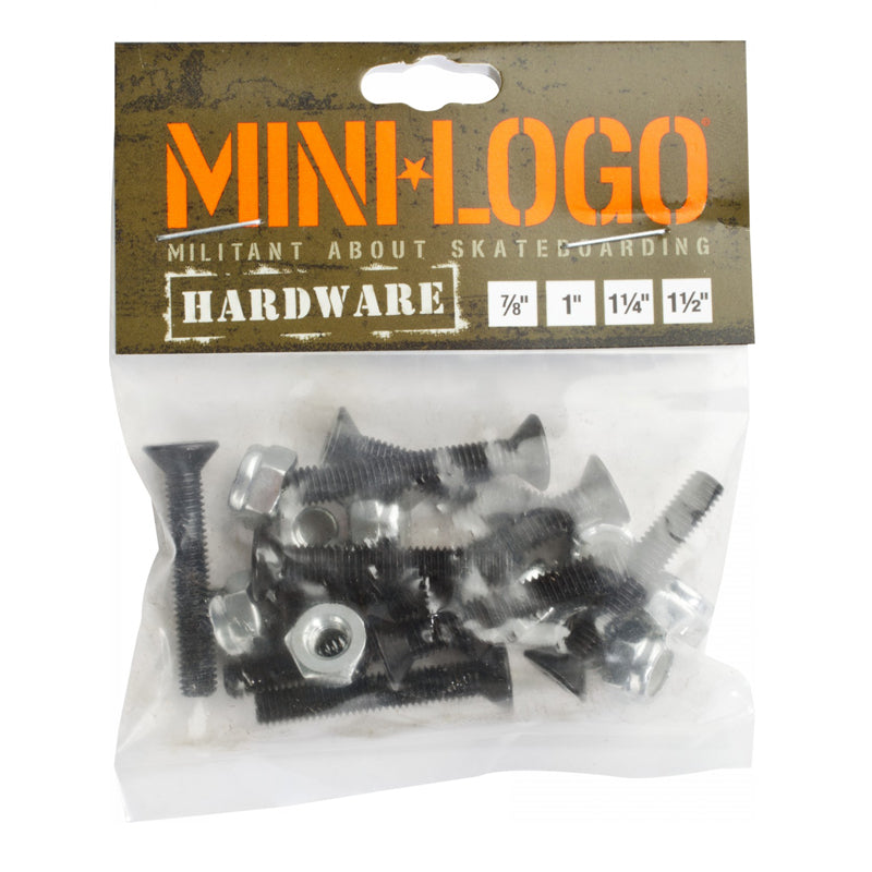 "Mini Logo 1"" Hardware"