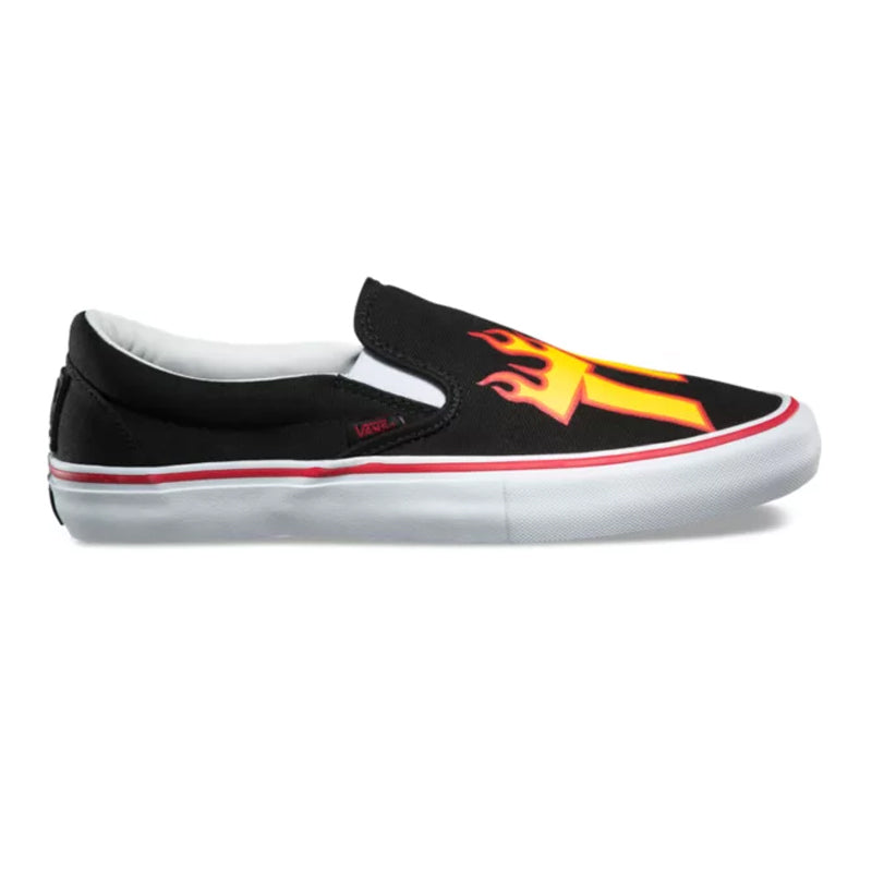 Vans X Thrasher Slip-On Pro Shoes