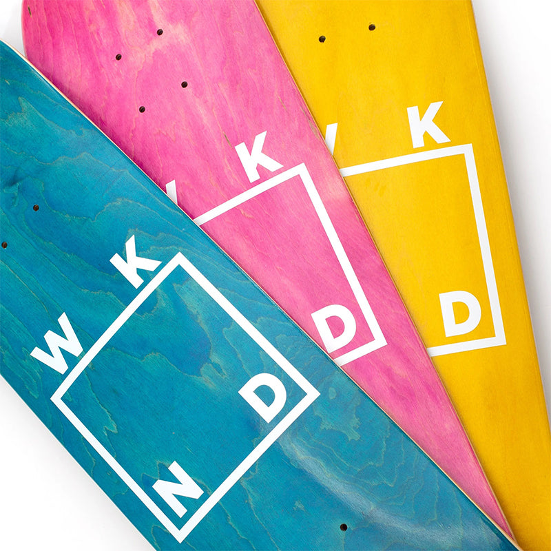 Wknd Skateboards Logo Deck