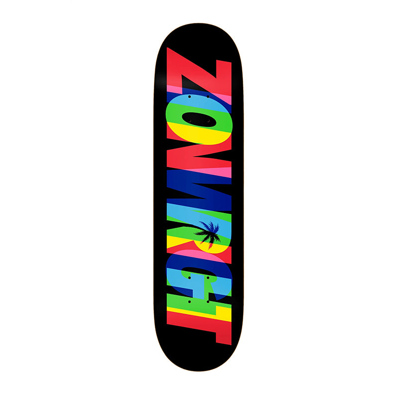 "REAL Skateboards Zion Wright Eclipsing 8.25"" Deck"
