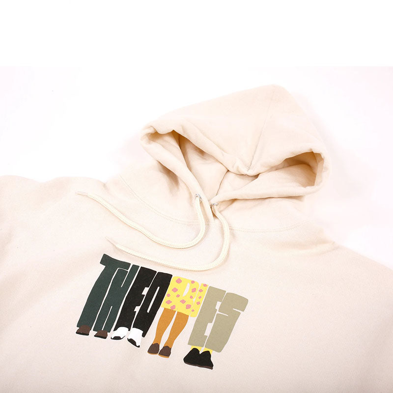 Theories Of Atlantis About Nothing Pullover Hoodie