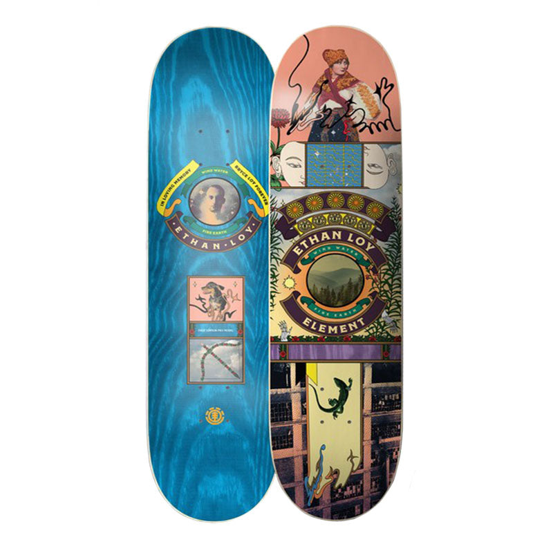 "Element Ethan Loy Paradise 8.2"" Deck"