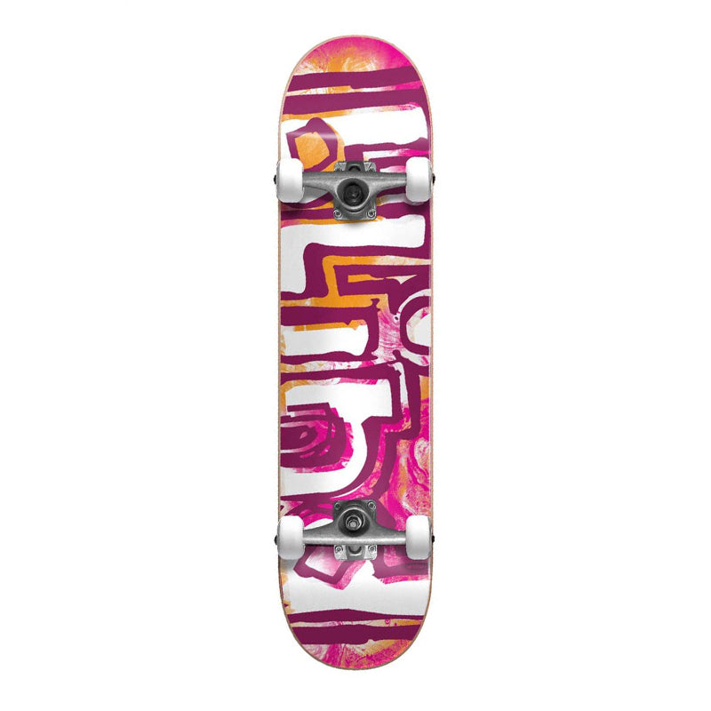 "OG Water color 7.625"" Complete Skateboard"