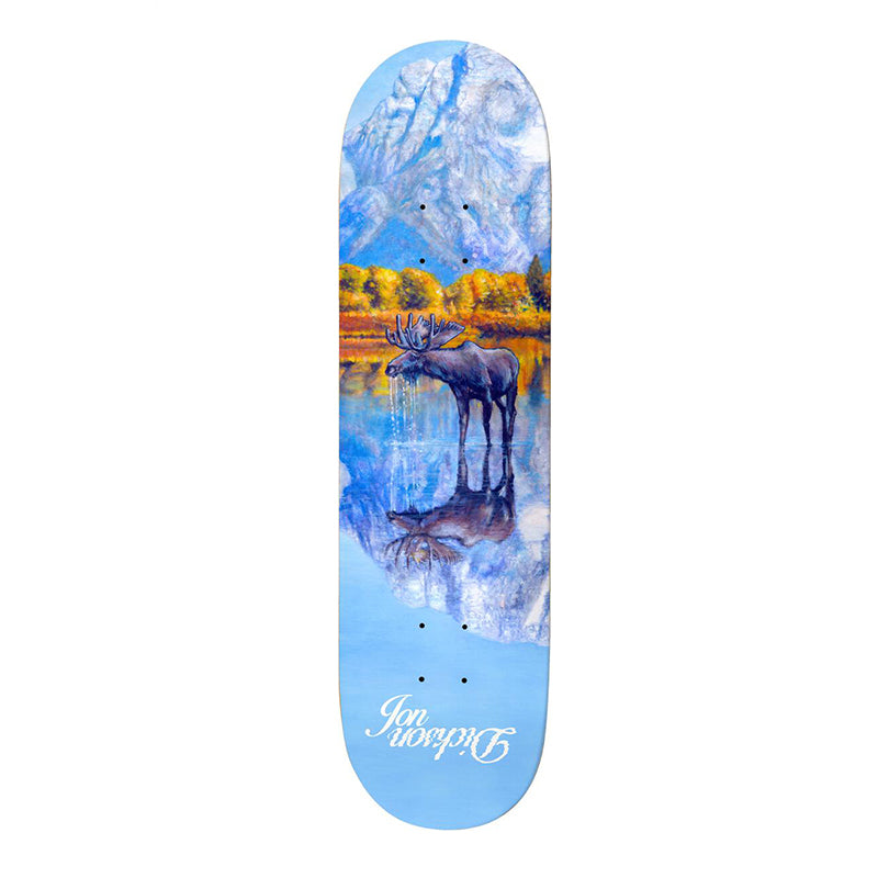 "Deathwish Dickson Mirror Lake 8"" Deck"