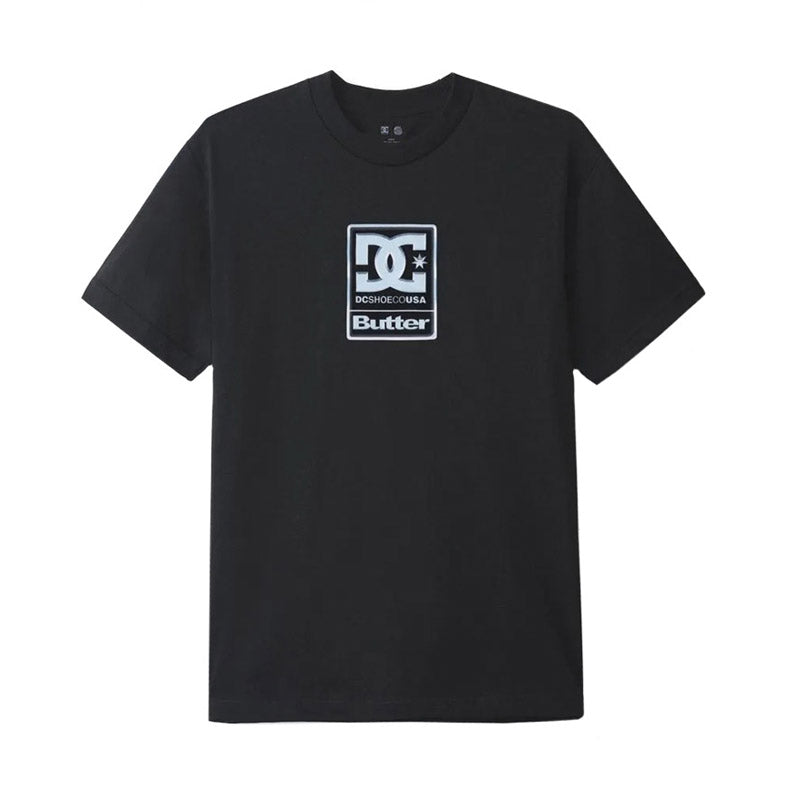 DC X Butter Goods Badge S/S Tee