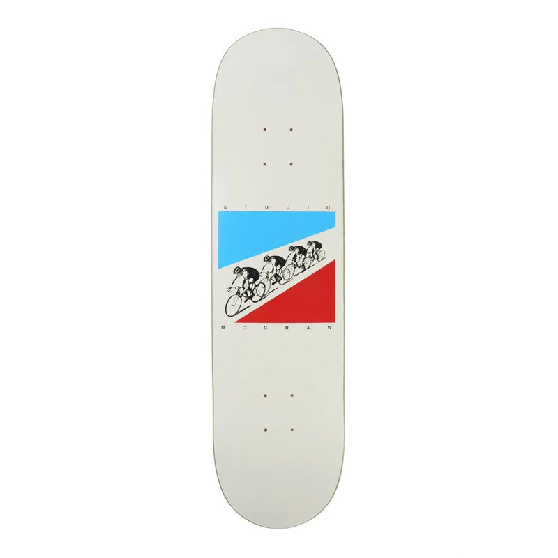 "Studio ""McGraw Cyclewerk"" 8.3"" Deck"